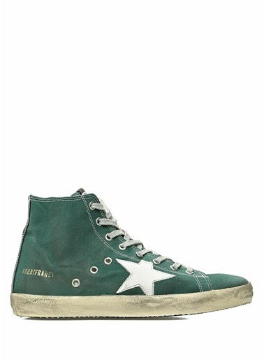 Golden Goose Sneakers Yeşil